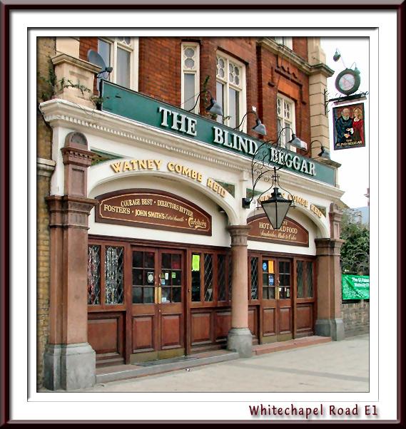 The Blind Beggar, Whitechapel - Copyright bygaspo