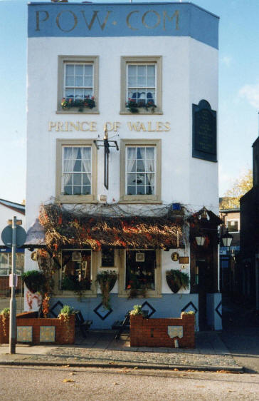 Prince Of Wales 38 Old Town Clapham