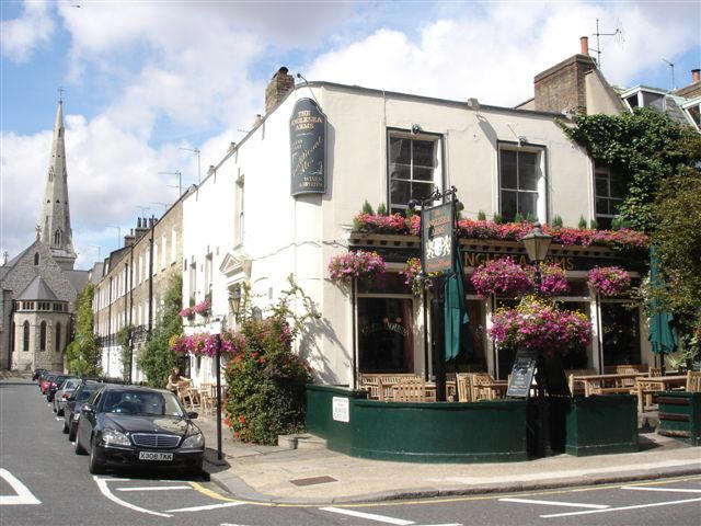 anglesea arms 15 selwood terrace sw7