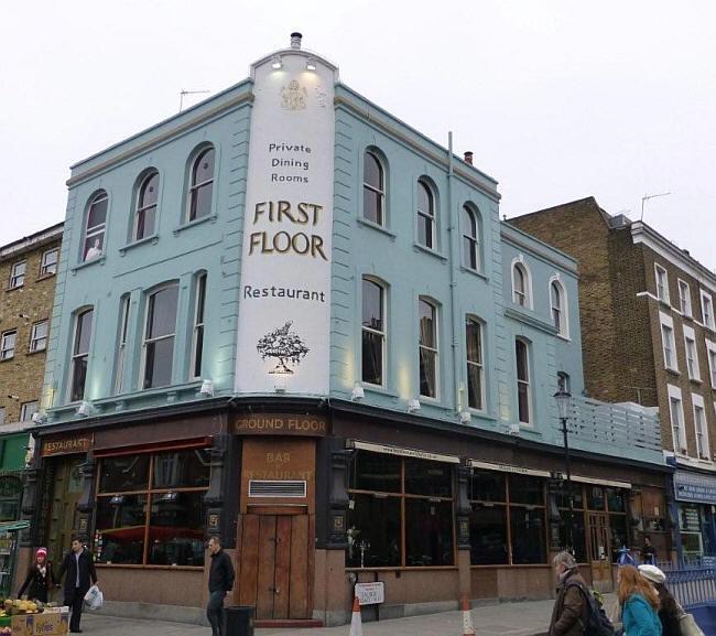Kensington Station Apartments: Colville Hotel, 186 Portobello Road, Kensington W11