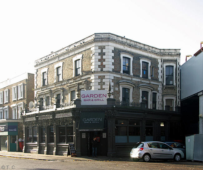London Hotel Kensington Gardens: Station Hotel, 41 Bramley Road, Notting Hill W10