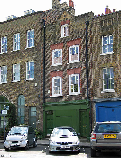 Watermans Arms Public House 92 Narrow Street Limehouse
