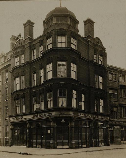 The york minster pub london
