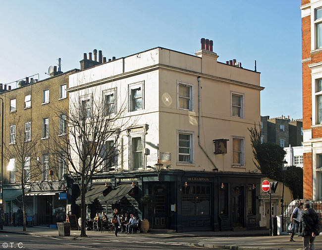 The champion 1 wellington terrace paddington w2 for 50 the terrace wellington