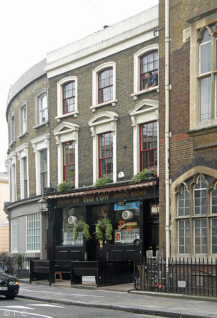 Hotels In Chelsea London >> Railway Tavern, 89 Westbourn Park Road, Paddington