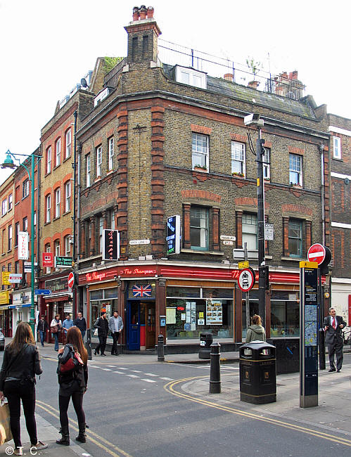 Brick Lane: Phoenix, 79 Brick Lane, Spitalfields