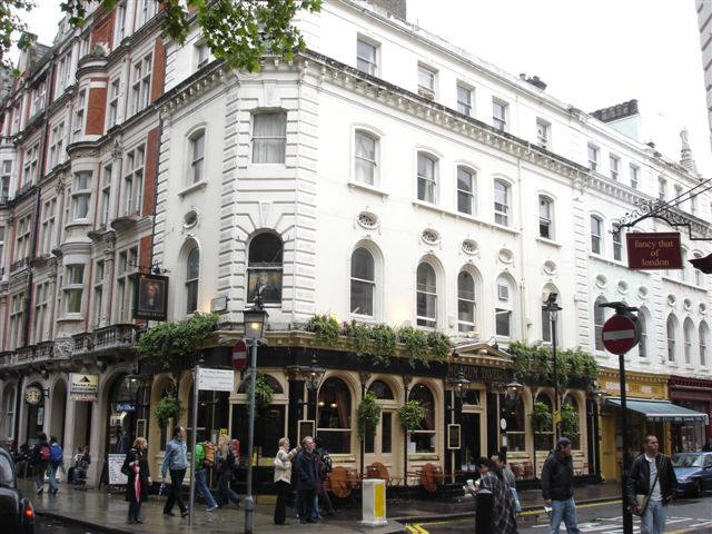 Museum Tavern 49 Great Russell Street St George