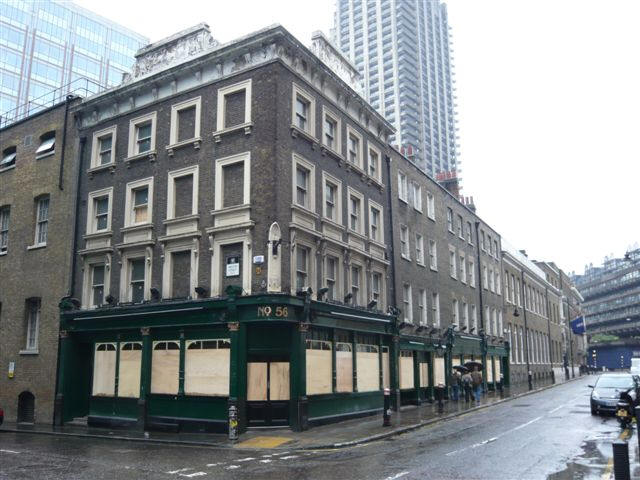 Hotels Chiswell Street London